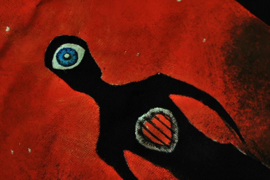 Martian eye