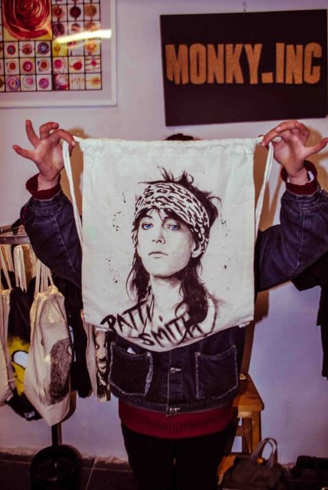 Patti Smith- Bag