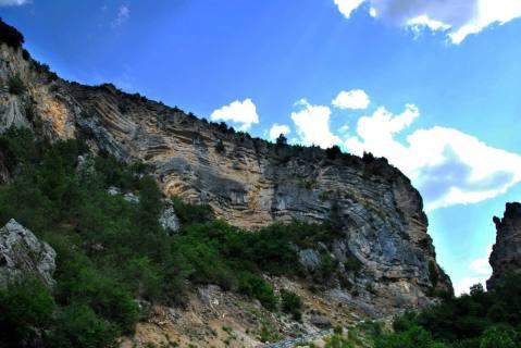 Parque natura Alto del tajo