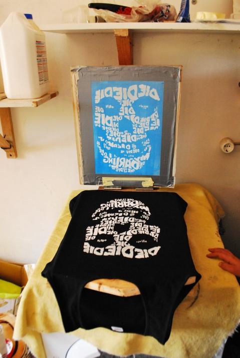 Misfits- Die, die, my darling t-shirt
